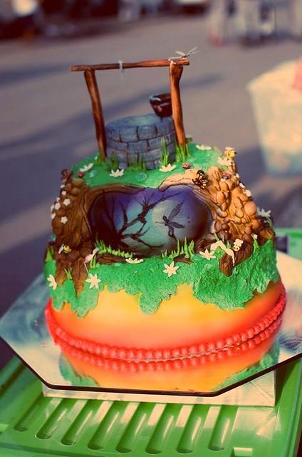 Fanatsy Cake by Calvin Dale Aguilera Magsombol, Janine Pagdonsolan and Angelo Zevashtian Bagos