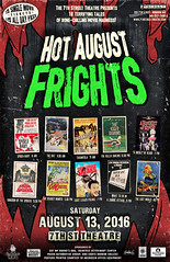 Hot August Frights 2016