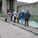 Unterwegs am Rhein 2004