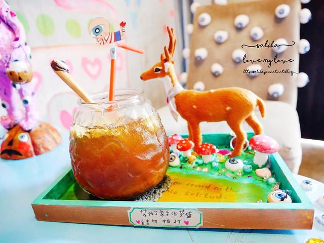 台北不限時下午茶推薦眼球咖啡插畫家咖啡 (3)