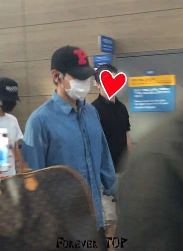 BIGBANG Departure Seoul Incheon to Foshan 2016-06-10 (9)