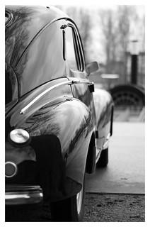 Peugeot 203 watching La Loire
