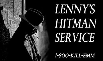 Lenny's Business Card