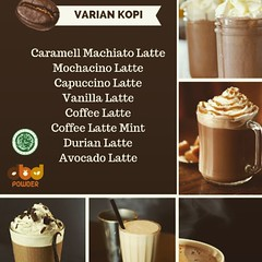 Ini varian kopi nya @dbdpowder