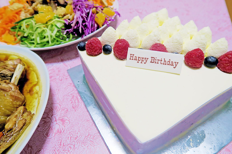 family cny cake