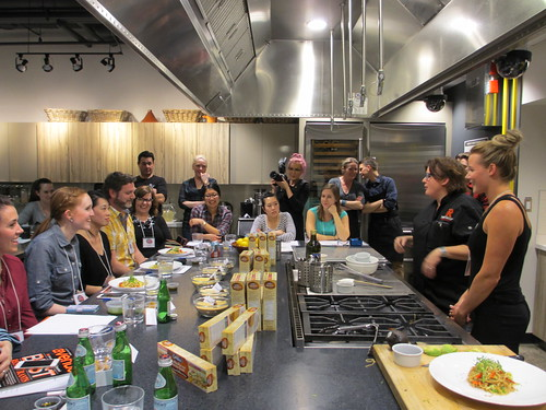 Cooking with Catelli and Chef Lynn Crawford