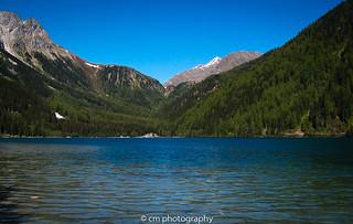 Lake Antholz (Lago di Anterselva)