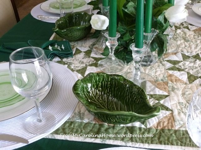 Spring Tablescape - 11