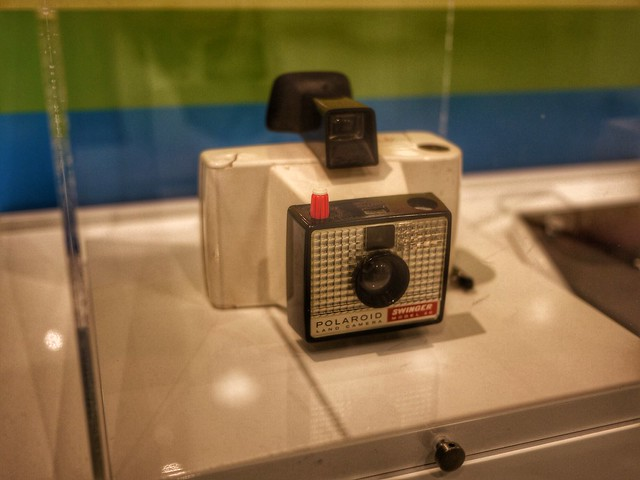 THE POLAROID MUSEUM