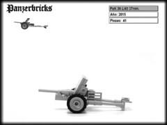 PaK 36 L/45 de Panzerbricks