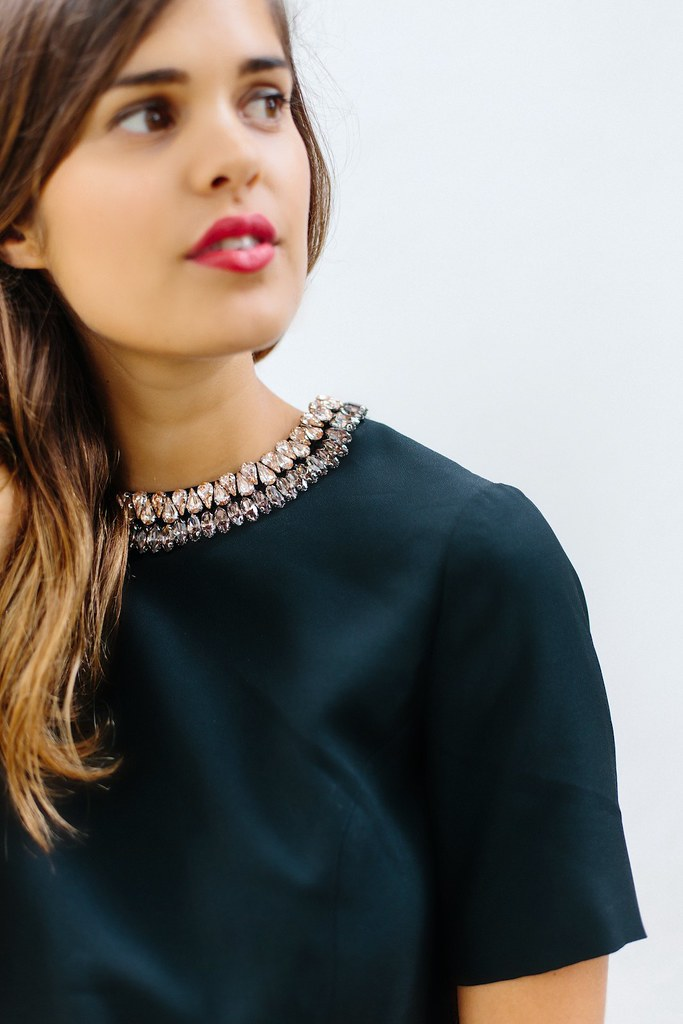Before and after: the jeweled top