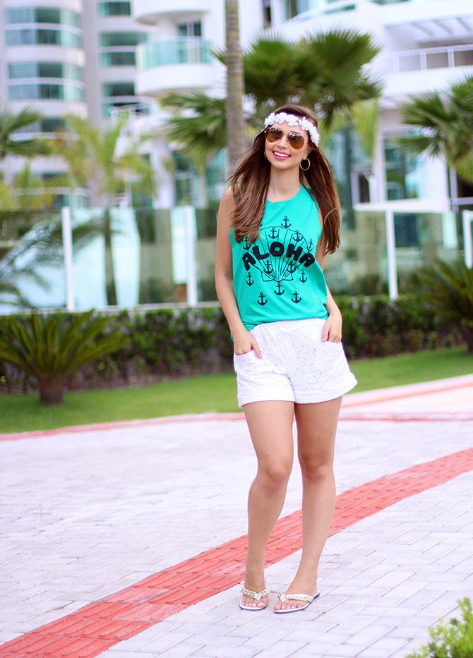 01-look regata aloha chic-t e coroa de flores blog sempre glamour jana taffarel