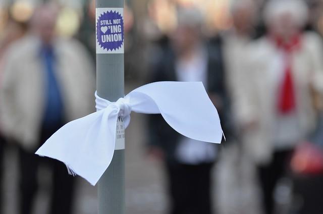 Gedenkveranstaltung für die Opfer europäischer Asylpolitik - Leipzig