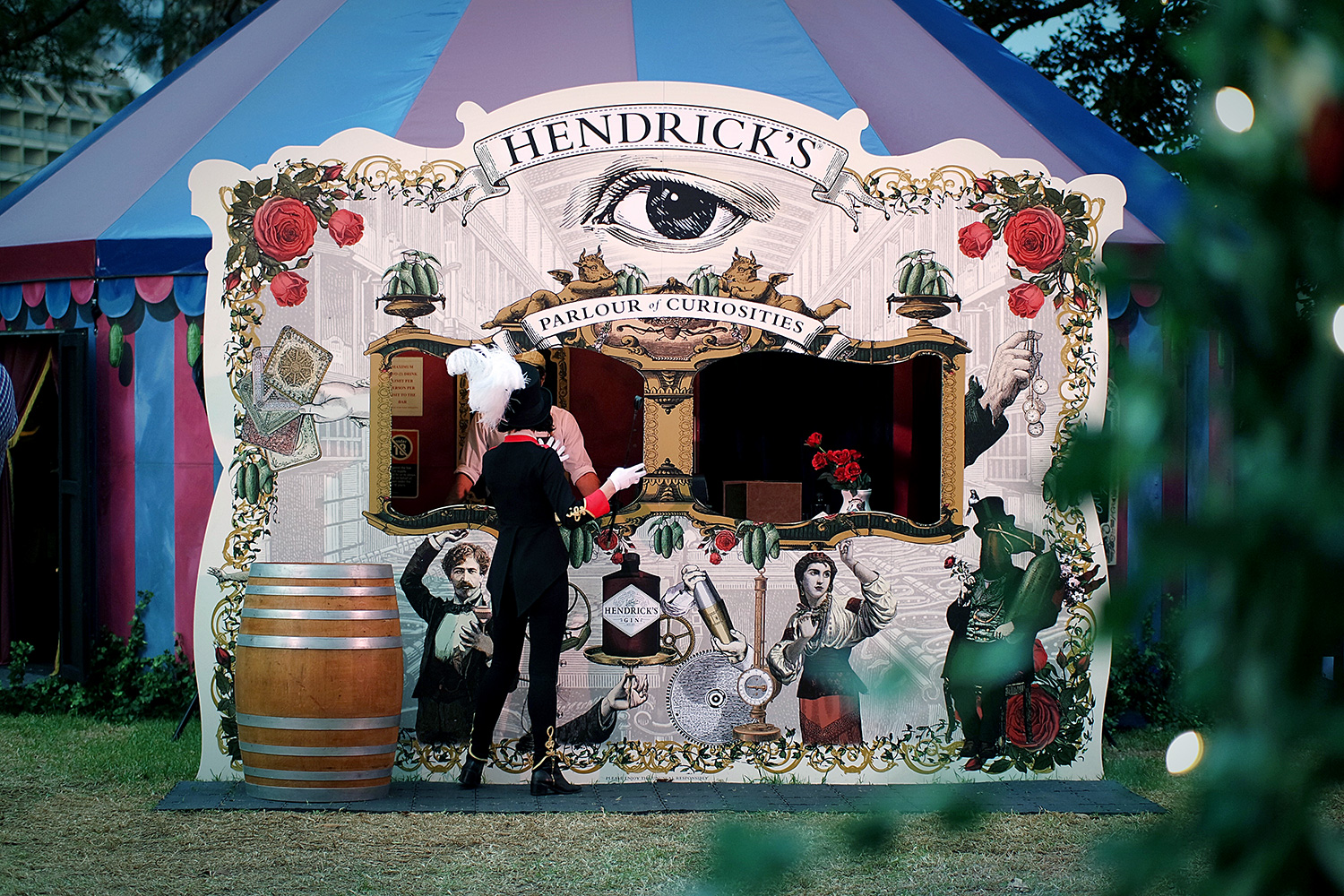 Hendricks Parlour of Curiosities