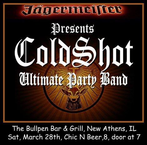 ColdShot 3-28-15