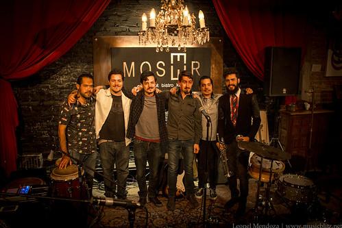 Filulas Juz @ MOSER café