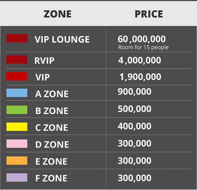 Music Bank in Hanoi Ticket Price sgXCLUSIVE