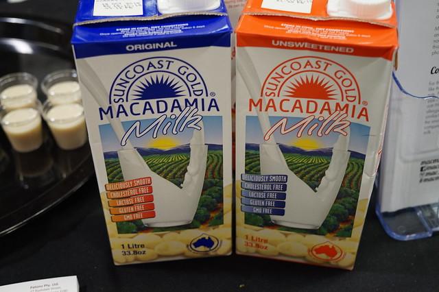 Macadamia Nut Milk