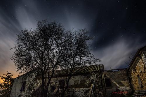 El cortijillo y las estrellas