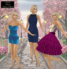 Lyrical B!zarre Templates ~ Spring Collection