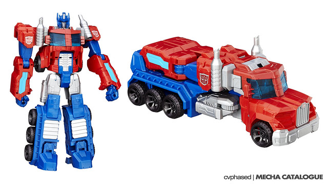 TRANSFORMERS Generations Cyber 11 - Optimus Prime