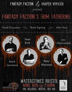 FF grim gathering poster