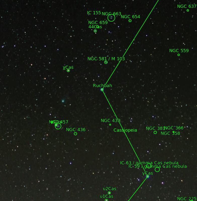 Comète LOVEJOY - Page 2 16786870932_aab27601d0_c