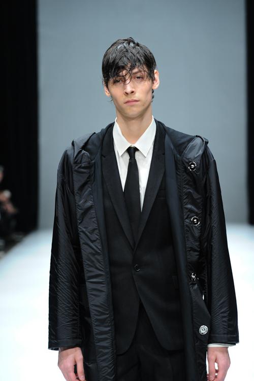 FW15 Tokyo DRESSEDUNDRESSED028_Flint Louis Hignett(Fashion Press)