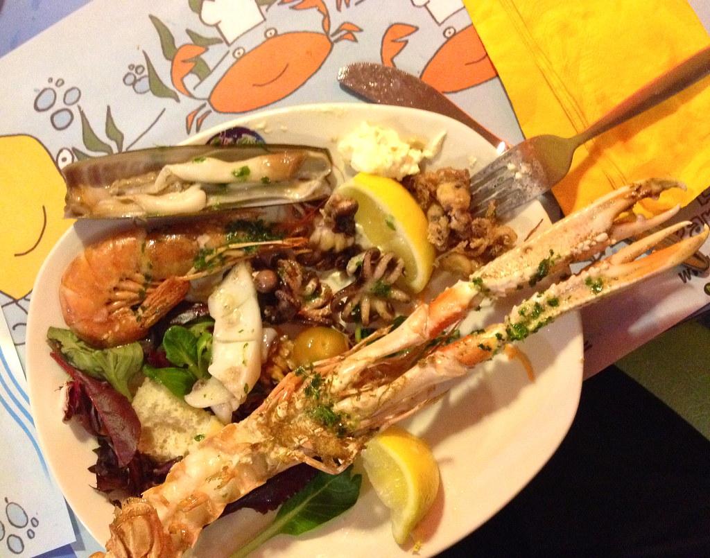 Barcelona Seafood