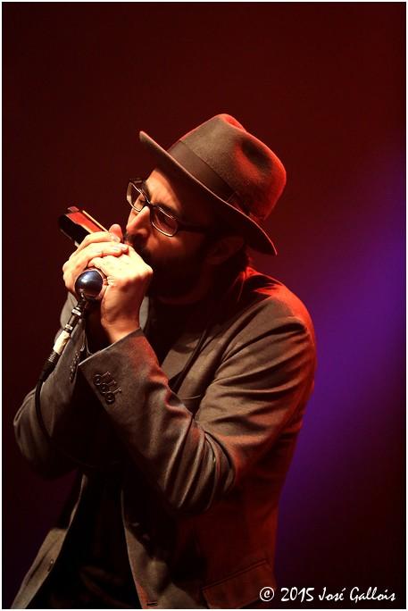 Italy - Dave Moretti Blues Revue