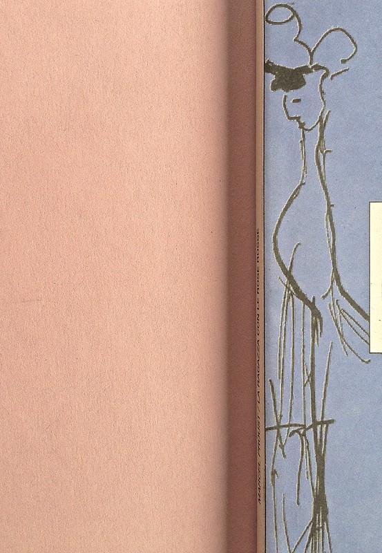 La ragazza con le rose rosse, di Marcel Proust. Nuova Editrice Berti 2014. [Responsabilità grafica non indicata]. Copertina (part.), 3