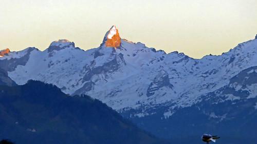 montagne schweiz suisse hiver luzern neige svizzera paysage lucerne coucherdesoleil 2014 cantondelucerne