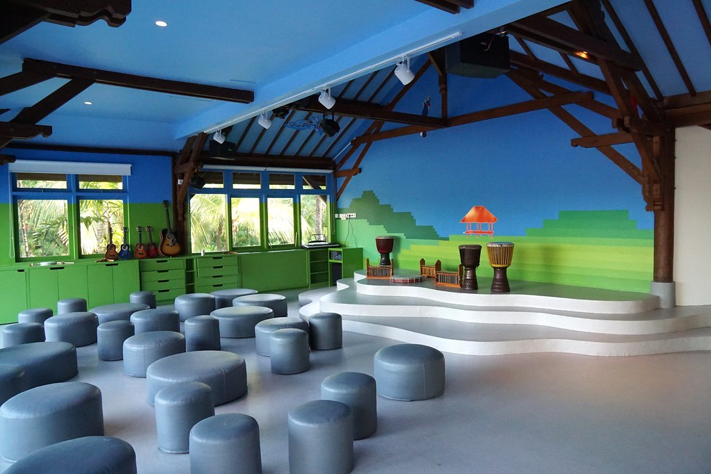 Club Med Bali - family space - petit club, junior club-001