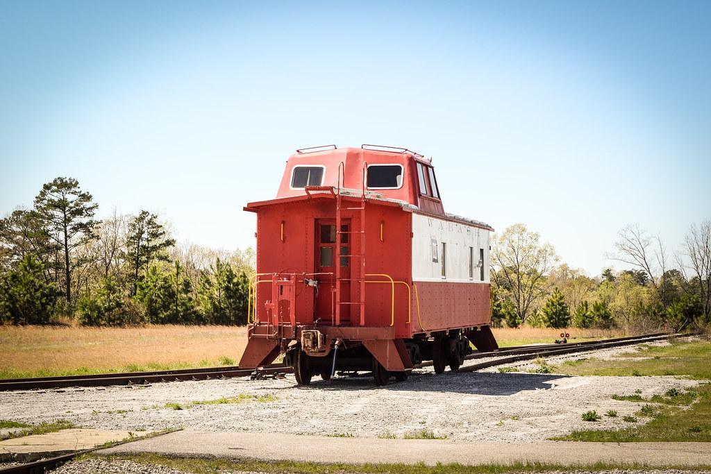 Southern Railway Museum Georgia Tripcarta