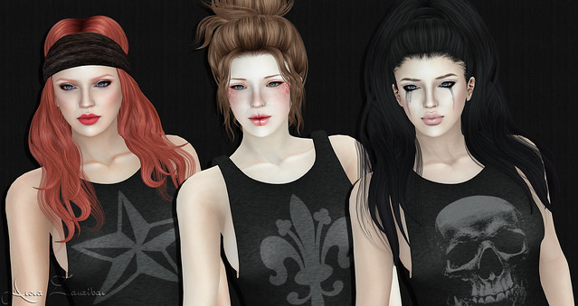 Three Looks With One Shape