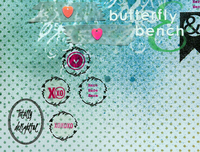 Butterfly Bench Layout | shirley shirley bo birley Blog