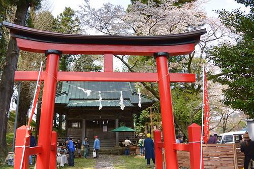 ■Vol.9『 1 ichi=un=市』(通称イチ)■藤野・日連神社から・・・