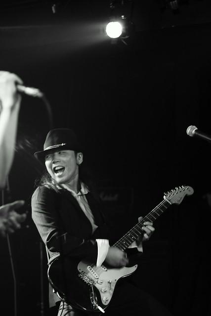 Juz live at 獅子王, Tokyo, 25 Mar 2015. 150