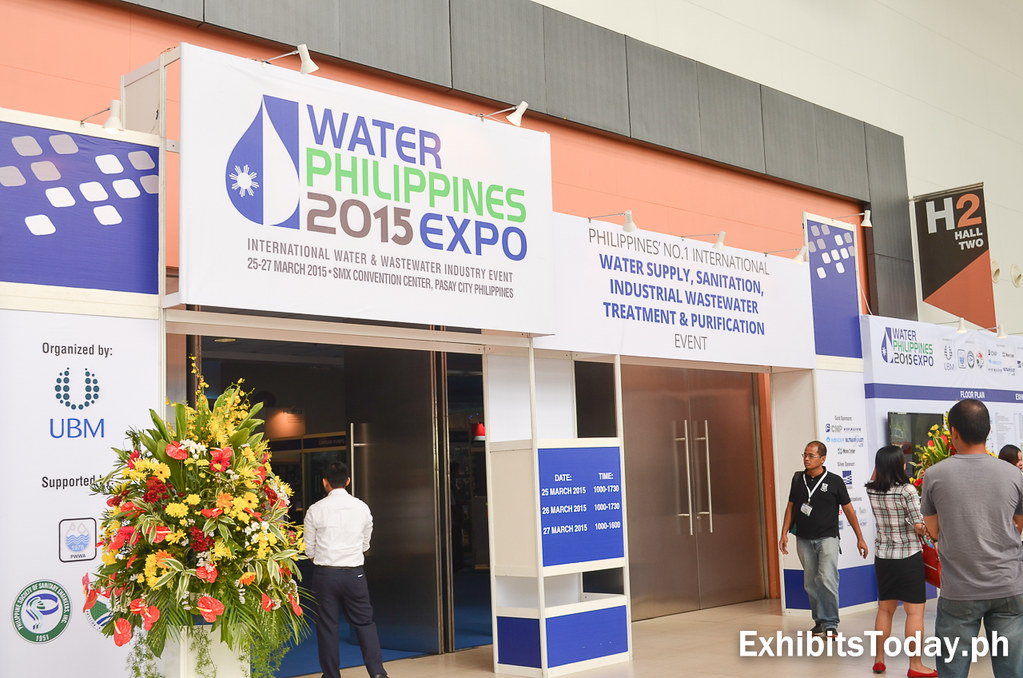 Water Philippines Expo 2015