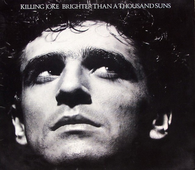 "KILLING JOKE BRIGHTER THAN A THOUSAND SUNS FOC GATEFOLD 12"" LP VINYL"