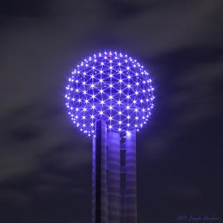 ParkLand Purple Dallas - Reunion Tower