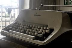typewriter, multimedia, office equipment,