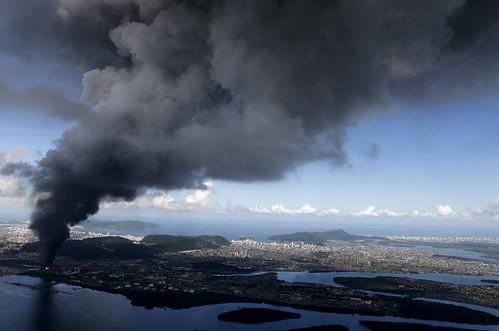 BRAZIL FIRE/FUELTANKS