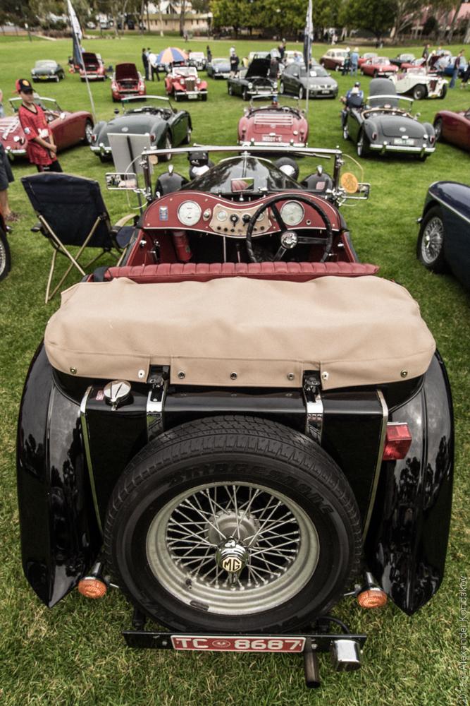 20150329 MG car club of SA-13
