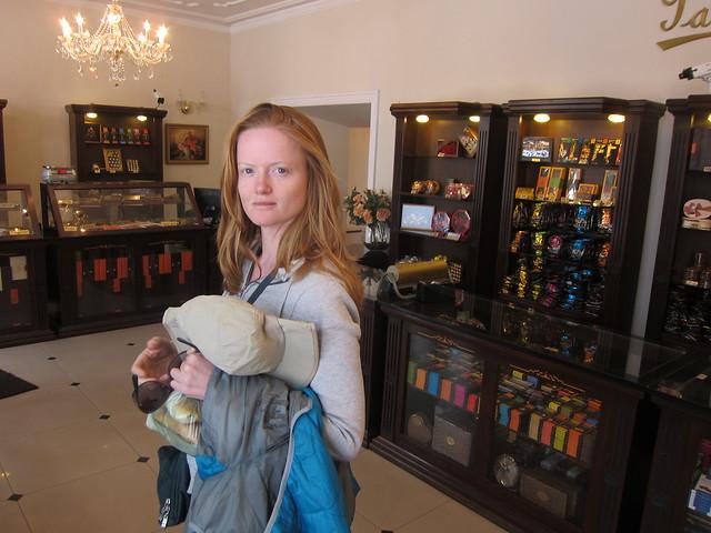 At the Para Ti Store
