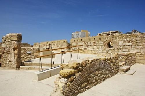 Apertura del Fuerte de Melilla Victoria Grande, después de remodelación