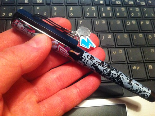 MH fountain pen