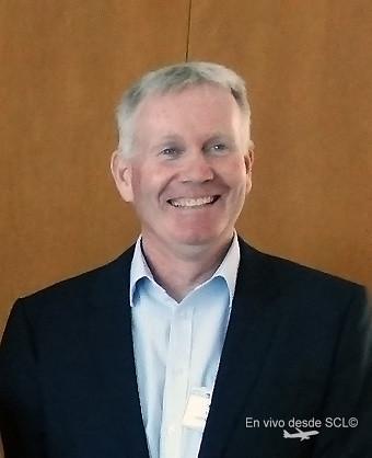 Tim Boyle, Jefe de Operaciones de AKL Airways (RD)