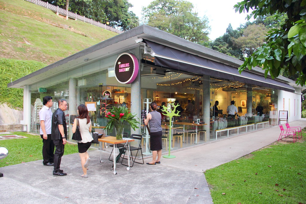 SG Food on Foot | Singapore Food Blog | Best Singapore Food | Singapore  Food Reviews: The Fabulous Baker Boy @ River Valley Road