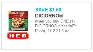 image regarding Digiorno Printable Coupon named $1.50/1 DiGiorno Pizzeria Pizza Printable Coupon!